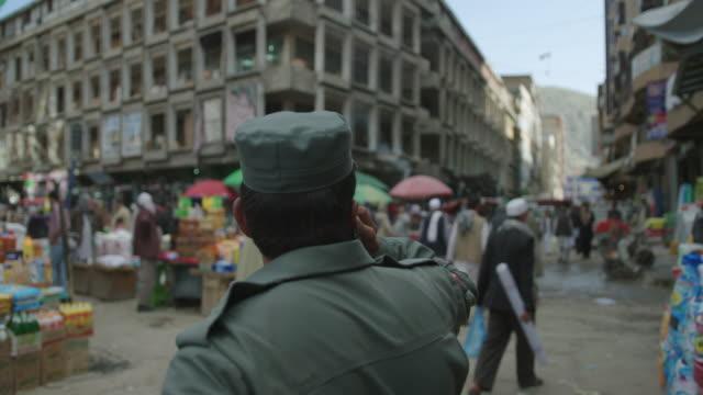 kabul - afghanistan video stock e b–roll