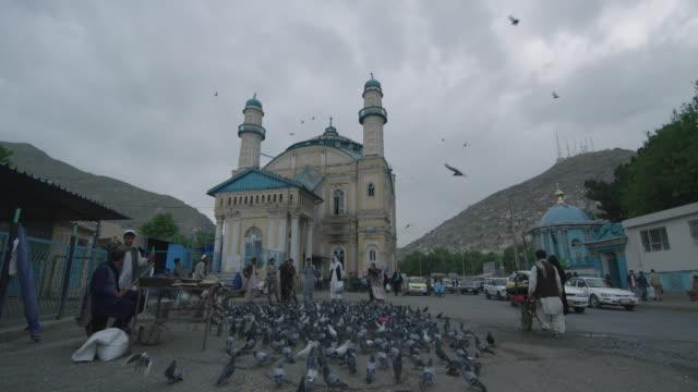 kabul - kabul stock-videos und b-roll-filmmaterial