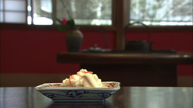 Kaburazushi, A Kind Of Sushi, Kanazawa, Japan