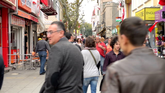kadikoy district of istanbul - editorial stock videos and b-roll footage