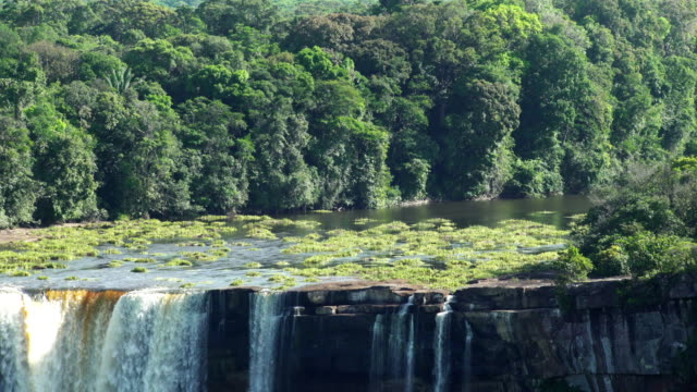 Kaieteur Waterfall on the Potaro River. Guyana landmark