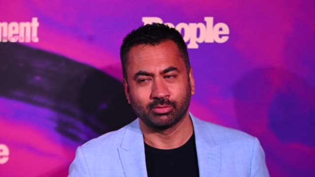 kal penn at the people entertainment weekly 2019 upfronts at union park on may 13 2019 in new york city - entertainment weekly stock videos & royalty-free footage