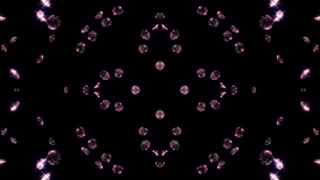 Kaleidoscope 4K Loop Alpha