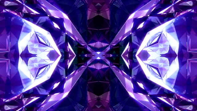 kaleidoscope  4k - fashion stock videos & royalty-free footage