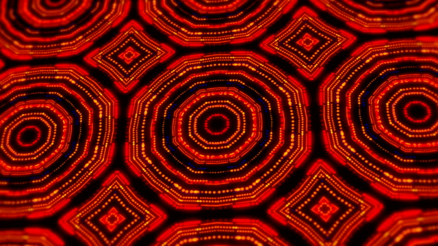 kaleidoscope abstract background - sequin stock videos & royalty-free footage