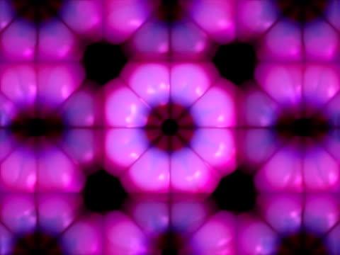 万華鏡での来世 - 酸点の映像素材/bロール
