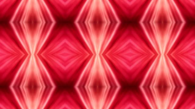 Kaleidoskop Hintergrund abstrakt Schleife