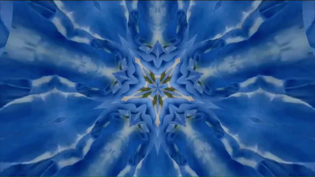 kaleidoscope background footage for creative design - kaleidoscope pattern stock videos & royalty-free footage