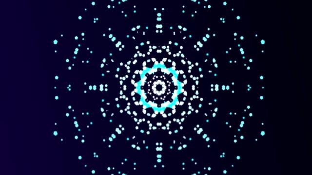 Kaleidoscope Background Loopable