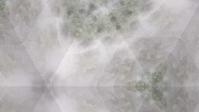 Kaleidoscope close up marble background