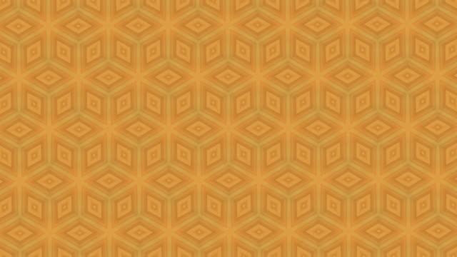 kaleidoscope pattern abstract background loop