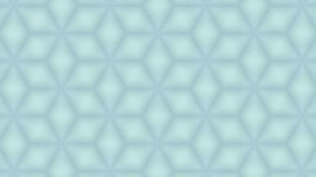 万華鏡パターンモーション背景 - フラクタル点の映像素材/bロール
