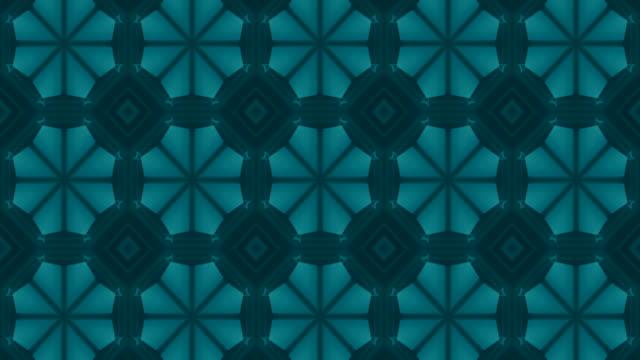 Caleidoscopio patrón