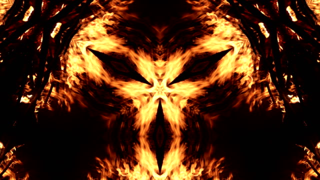 kaleidoscope - mandala stock videos & royalty-free footage