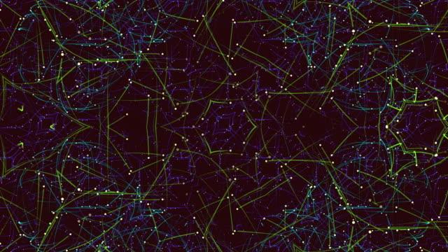 vídeos y material grabado en eventos de stock de cu kaleidoscopic abstract background / greece - concéntrico