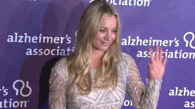 Kaley Cuoco at the 19th Annual 'A Night At Sardi's' Benefitting The Alzheimer's Association at Beverly Hills CA