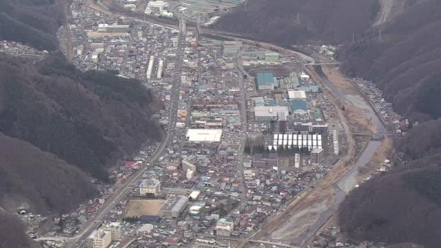 AERIAL, Kamaishi, Iwate, Japan
