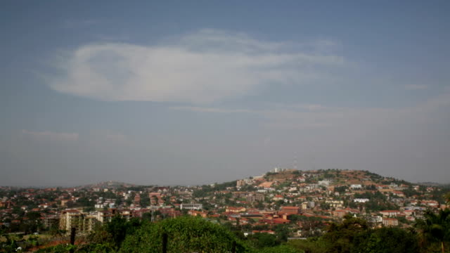 kampala, capital of uganda - kampala stock videos & royalty-free footage