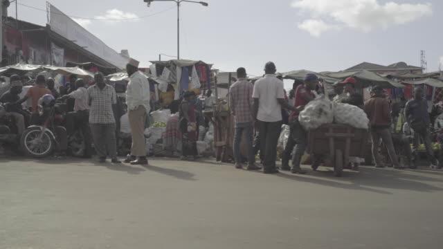 kampala street life - kampala stock videos & royalty-free footage