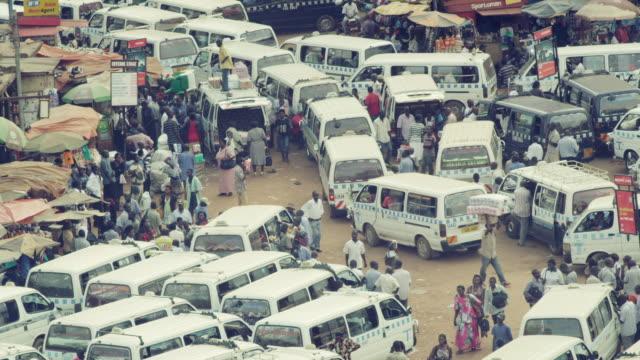kampala uganda - kampala stock videos & royalty-free footage