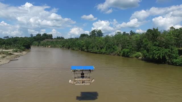 Kampar River Riau Province.
