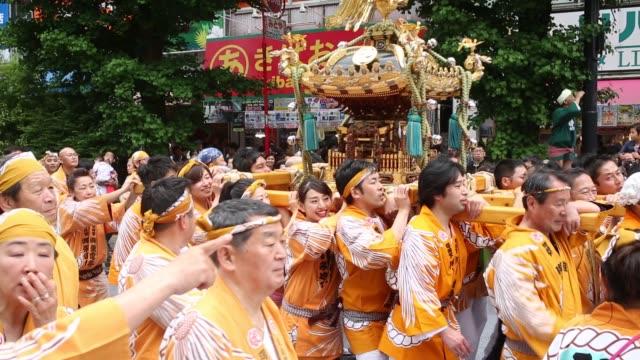 Kanda Matsuri in Akihabara The Kanda Matsuri is one of Tokyo's three most famous festivals