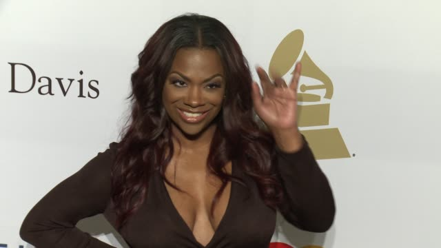 Kandi Burruss at the 2017 PreGrammy Gala Honoring Debra L Lee With Grammy Salute To Industry Icons Award at The Beverly Hilton Hotel on February 11...