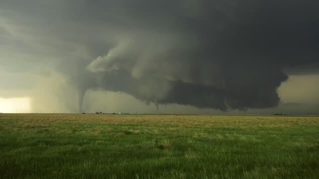 kansas tornadoes may 24, 2016 - blowhole stock videos & royalty-free footage