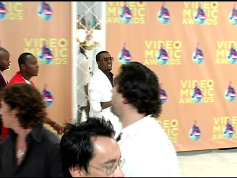 Kanye West at the 2005 MTV Video Music Awards Arrivals at American Airlines Arena in Miami Florida on August 28 2005