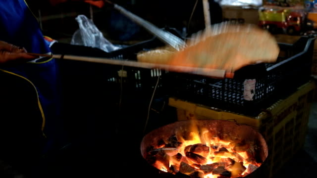 kaokrieb wao,ndigenous rice cracker - cracker stock videos and b-roll footage