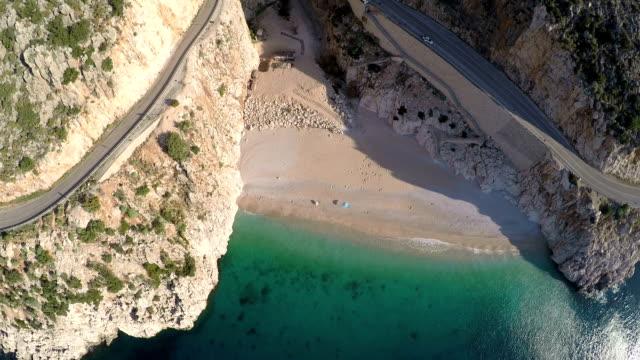 Kaputas Beach - Aerial video