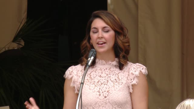 SPEECH Kara Dolce at Revlon's Annual Philanthropic Luncheon in Los Angeles CA
