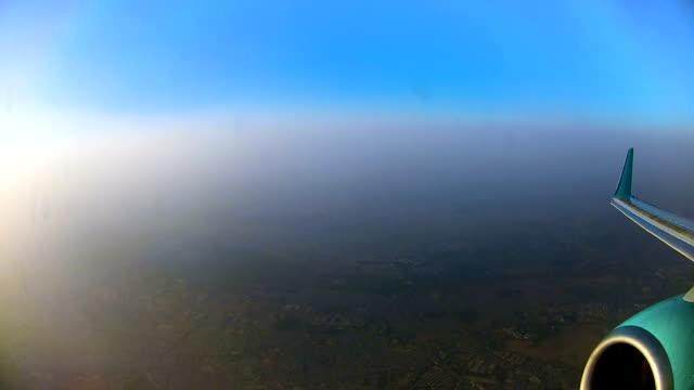 karachi aerial view from plane - karachi stock videos & royalty-free footage