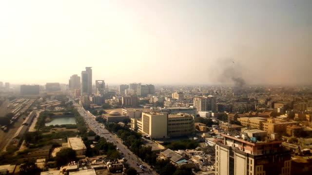 karachi city - pakistan stock videos & royalty-free footage