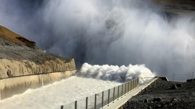 Karahnjukar dam and Halslon reservoir