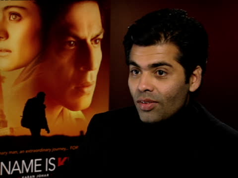karan johar on how 9/11 is just a trigger in the movie the film also features the hindi muslim riots from the 80s the presidential election last year... - trigger stock videos & royalty-free footage