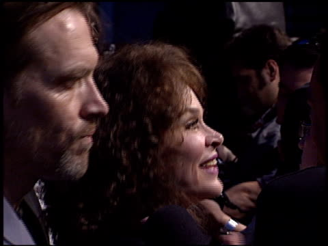 karen black at the 'house of 1000 corpses' premiere at arclight cinemas in hollywood california on april 9 2003 - arclight cinemas hollywood video stock e b–roll