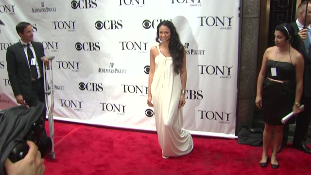 Karen Olivo at the 64th Annual Tony Awards at New York NY
