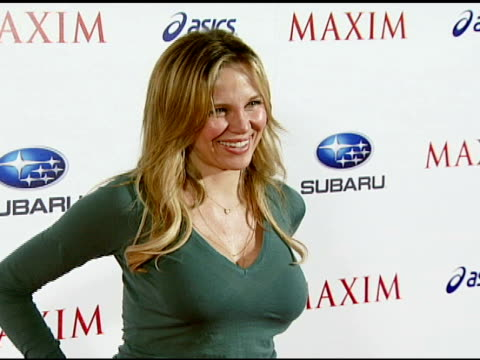 Kari Whitman at the Maxim Magazine's ICU Event at Area in Los Angeles California on August 2 2007