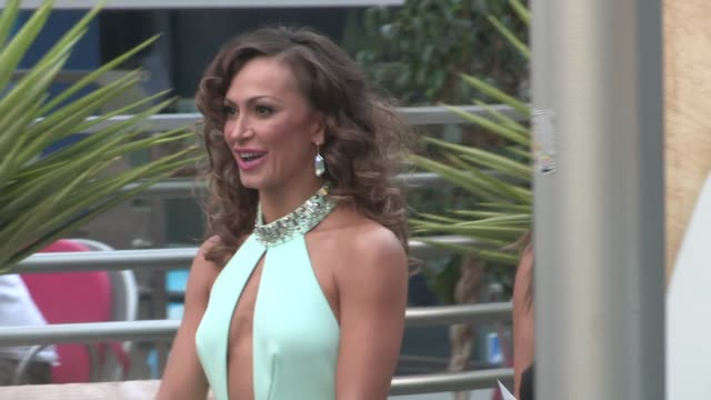 paradise lost premiere at the arclight in hollywood in celebrity sightings in los angeles - karina smirnoff stock videos & royalty-free footage