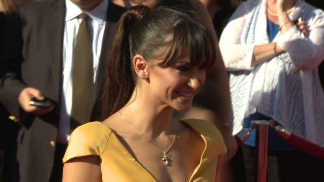 vidéos et rushes de karina smirnoff at 2012 espy awards on 7/11/2012 in los angeles, ca. - espy awards