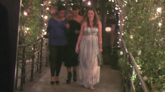 karina smirnoff at stk in west hollywood - karina smirnoff stock videos & royalty-free footage