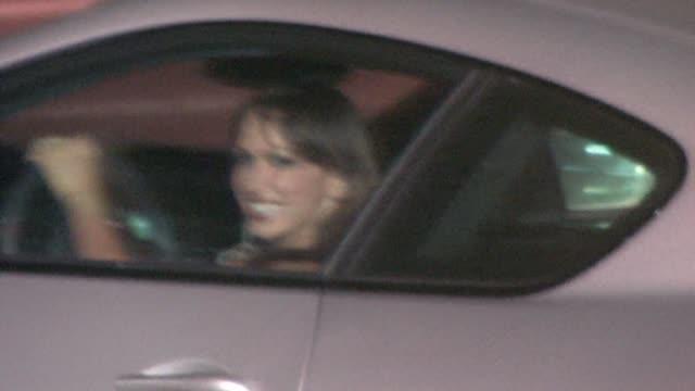 karina smirnoff in los angeles on 8/31/2011 - karina smirnoff stock videos & royalty-free footage