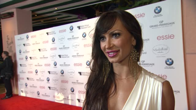 karina smirnoff on what brings her out her favorite memories at the hotel why its important to support mptf what her plans for the summer are if she... - karina smirnoff stock videos & royalty-free footage