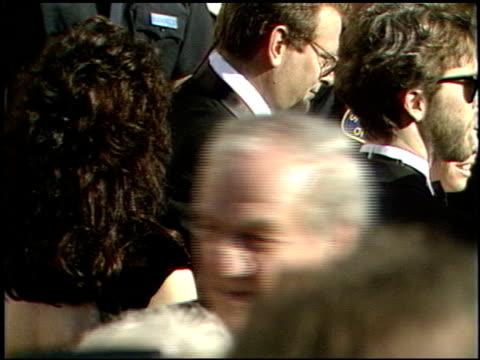 vidéos et rushes de karl malden at the 1989 academy awards at the shrine auditorium in los angeles, california on march 29, 1989. - 61e cérémonie des oscars