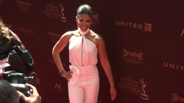 Karla Cheatham Mosley at 43rd Annual Daytime Emmy Awards at Westin Bonaventure Hotel on May 01 2016 in Los Angeles California