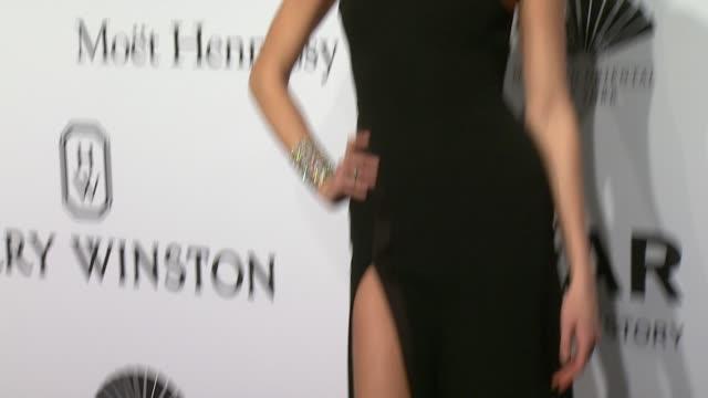 Karlie Kloss at 2015 amfAR New York Gala at Cipriani Wall Street on February 11 2015 in New York City