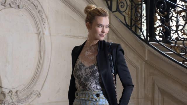 Dior SS17 on September 30 2016 in Paris France