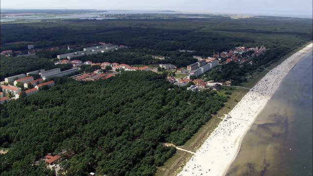 Karlshagen  - Aerial View - Mecklenburg-Vorpommern,  Germany