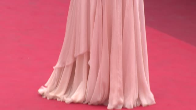karolina kurkova at the closing gala awards red carpet 64th cannes film festival at cannes - karolina kurkova stock videos and b-roll footage
